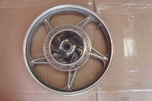 Roda Dianteira Suzuki Yes 125 Com Disco