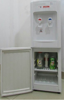 Alquiler De Dispenser Frio-calor Red