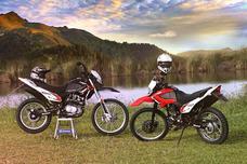 Motomel Cross Trial Skua Pro 250 Full 0km 2017 Mega Moto