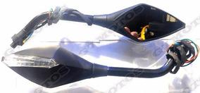 Espelho Retrovisor Esportivo Transalp Varadero Nc 700 Nc 750