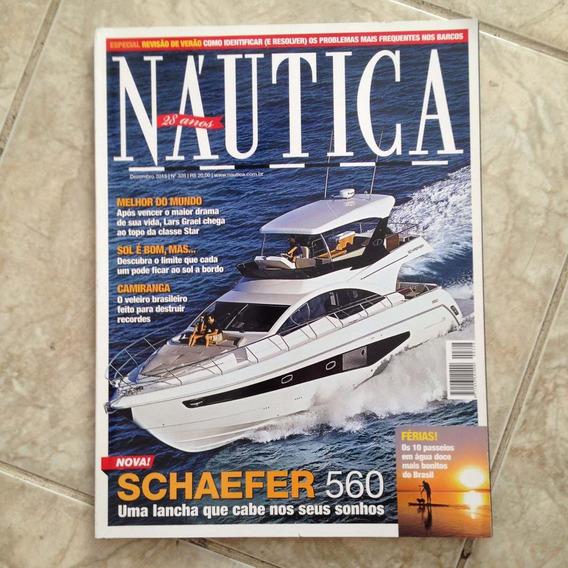 Revista Náutica Dez2015 N328 Nova Lancha Schaefer 560 Mar