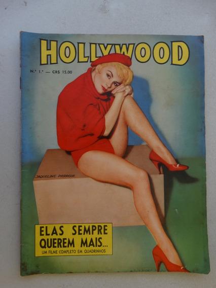 Hollywood Nº 1! Anos 50! Elas Sempre Querem Mais! Fotonovela