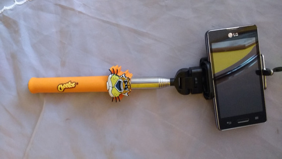 Chester Cheetos Selfie Stick Coleccionable Od.st