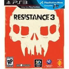 Vendo Ou Troco Resistance 3 Ps3