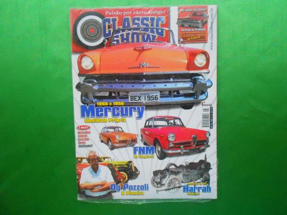 Revista Classic Show Nº45 Ano Viii- 2009-lacrada