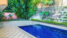 Ref.: 14349 - Casa Condomínio Fechado Em Sao Paulo, No Bairro Panamby - 4 Dormitórios