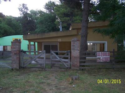 Casa En Alquiler Temporal