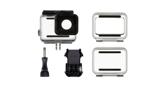 Super Suit Caixa De Mergulho Original Go Pro Hero 5 Black