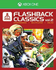 Atari Flashback Classics Vol.2 - Xbox One - Mídia Física Nf