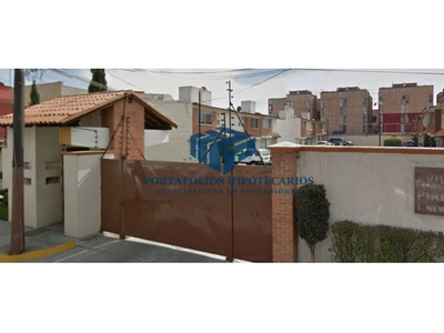 Bonita Casa En Científicos ( Toluca) Remate Bnacario