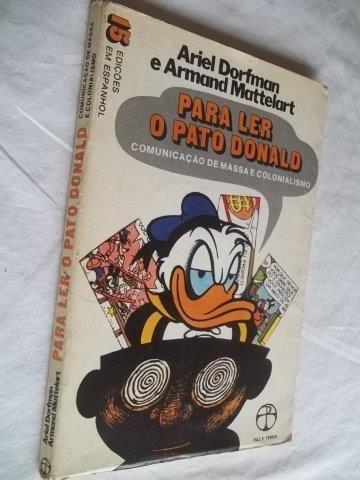 * Livros - Para Ler O Pato Donald - Sociologia