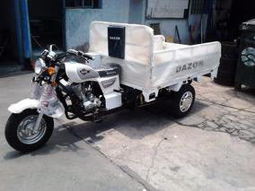 Motocarro Dazon Para Carga, Garrafonero, Trimoto,2017 Toluca