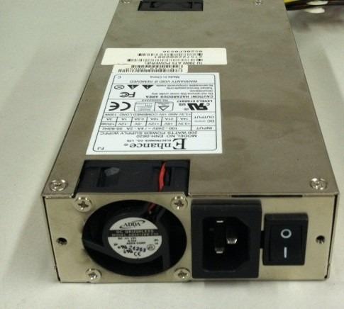 Fonte Servidor Enh-0620 Enh0620 Atx12v-1u Power Supply 200w