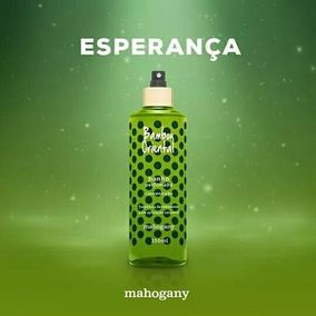 Linha Mahogany Fun - Banho Perfumado 350 Ml
