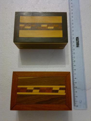 Imagen 1 de 5 de Cofre Joyero Caja  Madera Pulida, Excelente Acabado!!