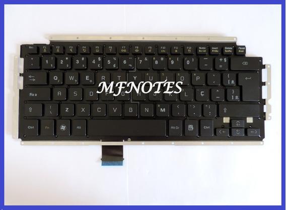Teclado Lg Notebook Z430 Z460 Br Ç Novo