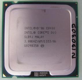 Processador Lga 775 Intel Core 2 Duo E8400 3.00ghz / 6m/1333
