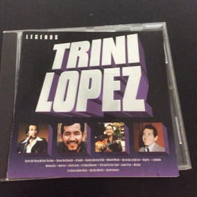 Trini Lopez Legends