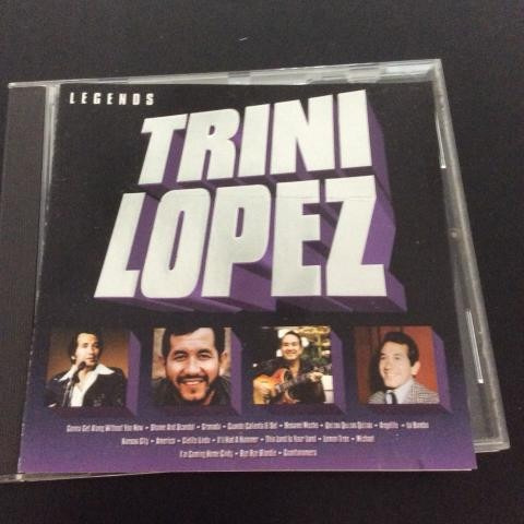 Trini Lopez Legends