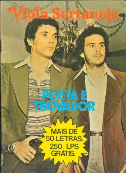 Revista - Viola E Violao - N 05 - Poeta E Trovador