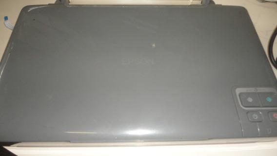 Scanner Epson Tx133 Original Completo Funcionando!