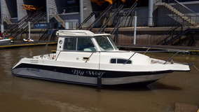 Fisher Cabin 710 Con Mercruiser 4,3 Mpi 220 Hp