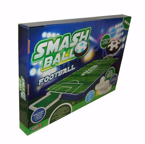 Imagen 1 de 4 de Smash Ball Faydi Tejo De Mesa 2 En 1 Futbol Y Hockey
