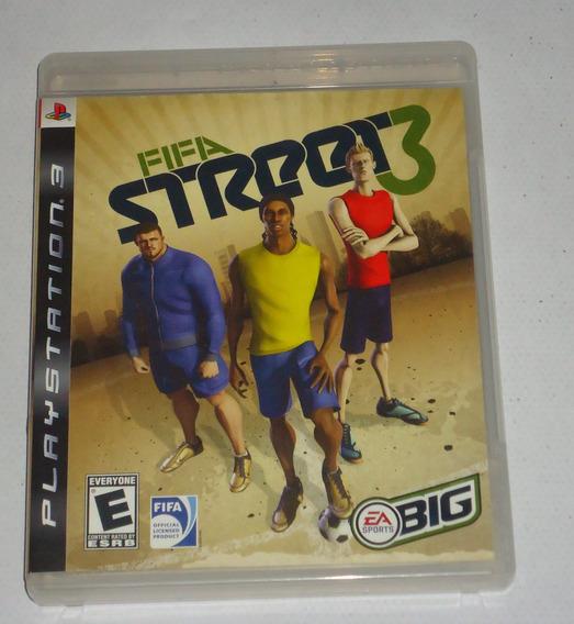 Fifa Street 3 Ps3 ** Frete Gratis Leia