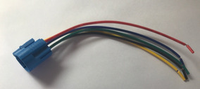 Plug Rabicho Botão Botoeira 12v 24v Led Universal 19mm