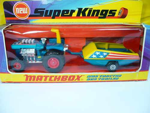 Matchbox Super Kings N°3 Año 1974 By Lesney - Made England