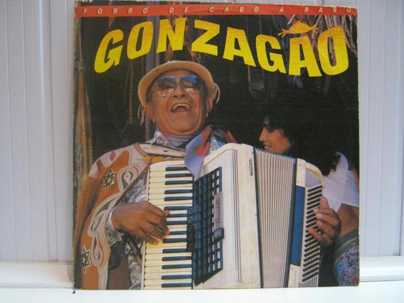 Luiz Gonzaga - Forro De Cabo A Rabo Lp Vinil Rca 1986