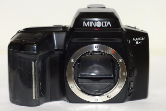 Câmera Minolta 5xi - Somente O Corpo - Analógica