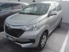 Toyota Avanza Cargo 2016 Plata Motor 1.5l