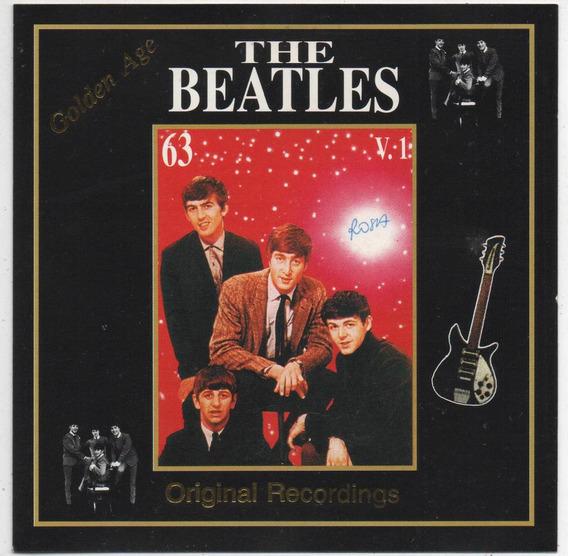 Cd The Beatles - Golden Age - Importado