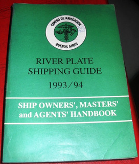 River Plate Shipping Guide 1993/4