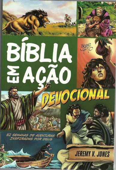 Biblia Em Acao Devocional - Geografica - Bonellihq Cx28 C19