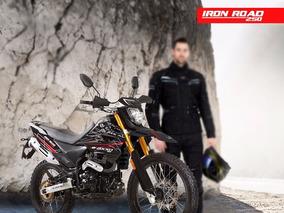 Moto Axxo Iron Road 250 Año 2017