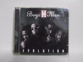 Cd Boyz Il Men - Evolution - Seminovo