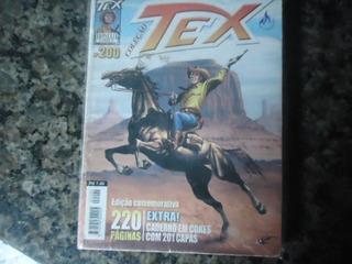 Revista Tex Coleção Nº 200 Sem Complementos