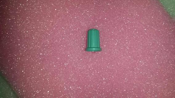 Botão Knob Verde P/ Mesas Yamaha M7cl, Ls9, 01v96, Dm2000