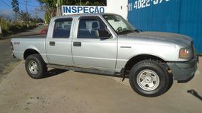 Ranger Xl Cabina Dupla 4x4 Diesel 2009