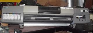 Plotter Hp Design Jet 5000 Para Reparar O Refacciones