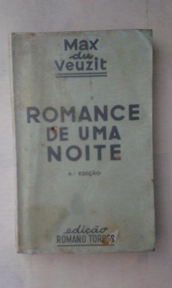 Livro Romance De Uma Noite (1-c)