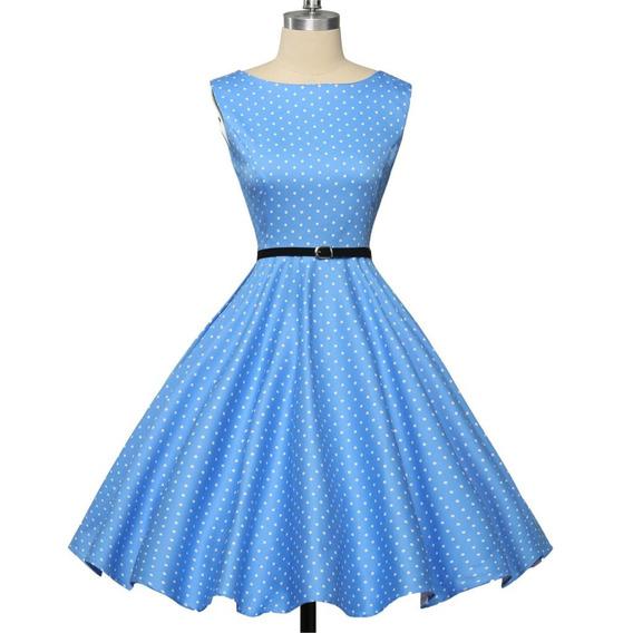 Vestidos De Verão Do Vintage Frete Fixo