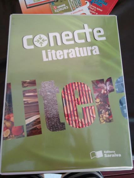 Livros Conecte Saraiva - Lit - Esp - Ing - Gra