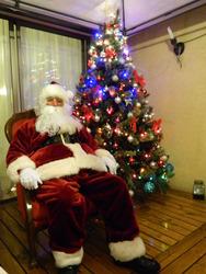 Arriendo Traje De Viejito Pascuero (santa Claus, Papa Noel)