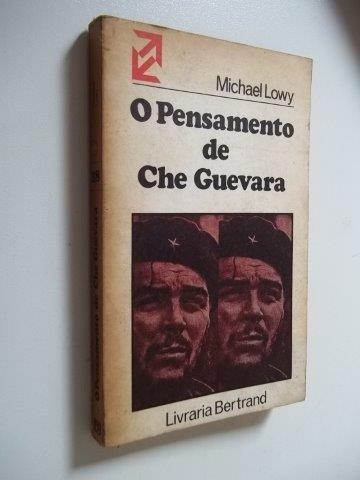 * Livro - O Pensamento De Che Guevara - Michael Lowy