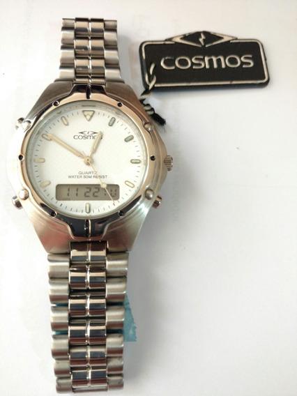 Relógio Cosmos Os11311q