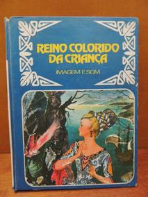 Livro Reino Colorido Da Criança Volume 3 Imagem E Som Formar