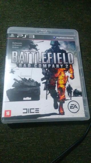 Battlefield Bad Company 2 Usado Ps3 Original